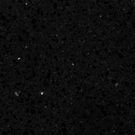 Quartzo Silestone Negro Stellar